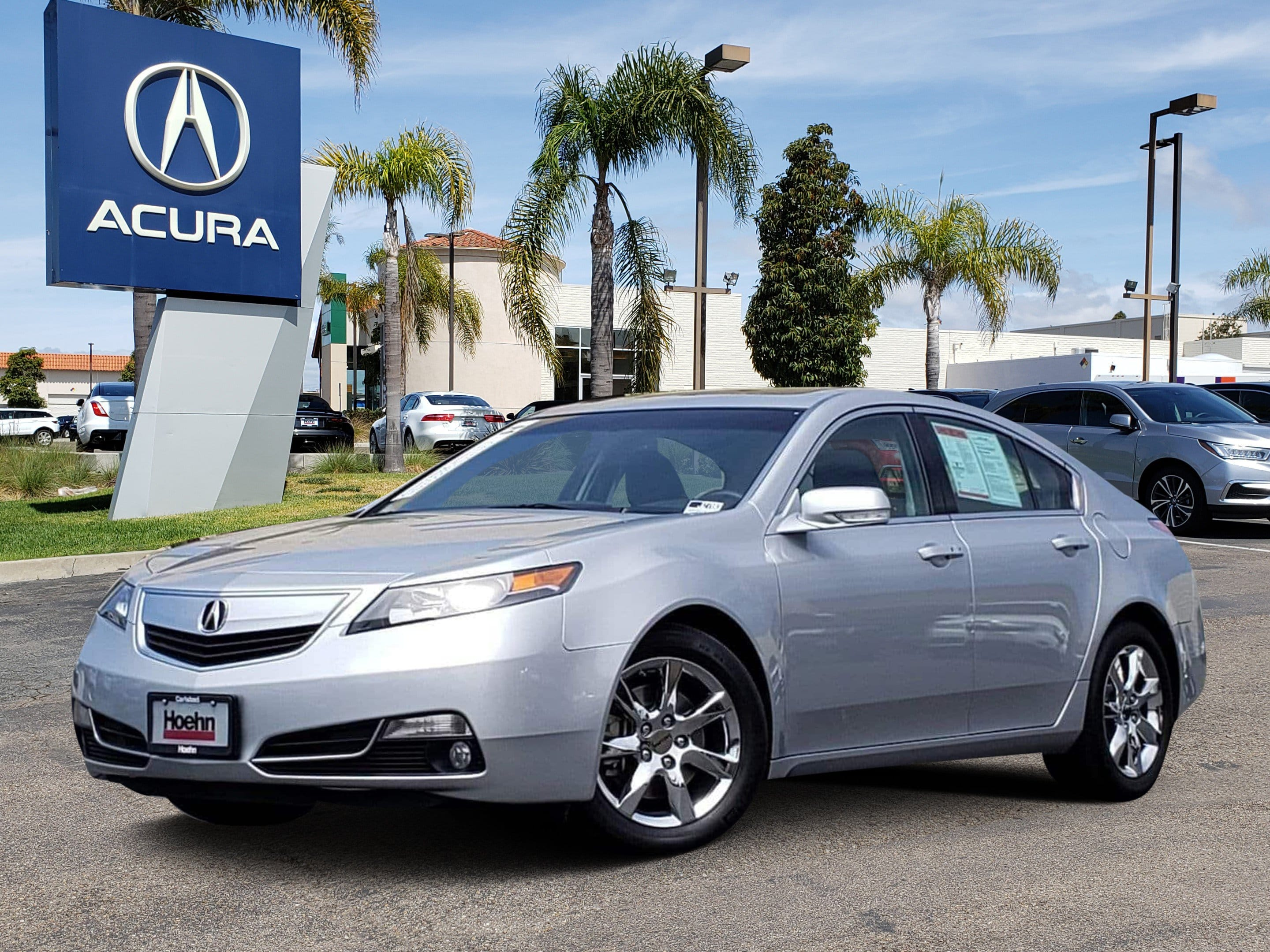 Pre-Owned 2012 Acura TL TL with Technology Package