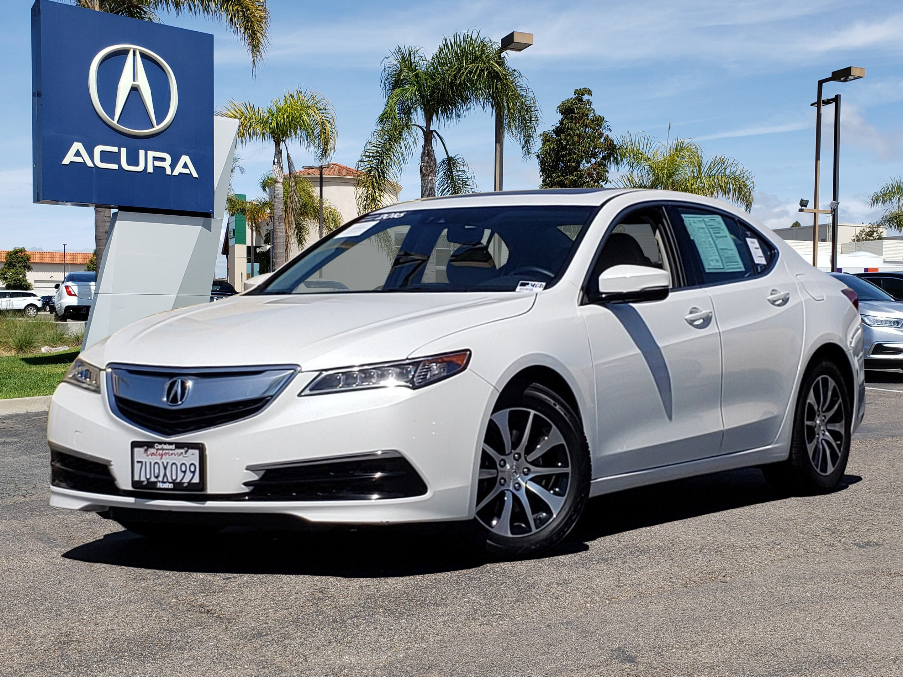 Pre-Owned 2016 Acura TLX Tech (DCT)