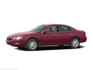Pre-Owned 2006 Buick LaCrosse CXL