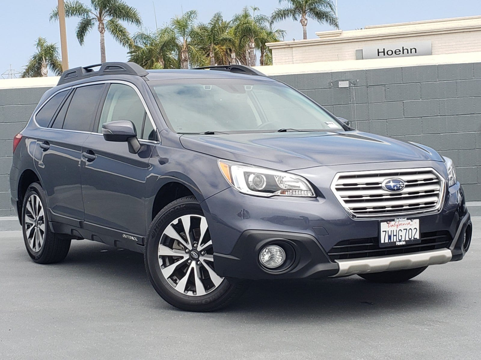 Pre-Owned 2017 Subaru Outback 3.6R Limited with