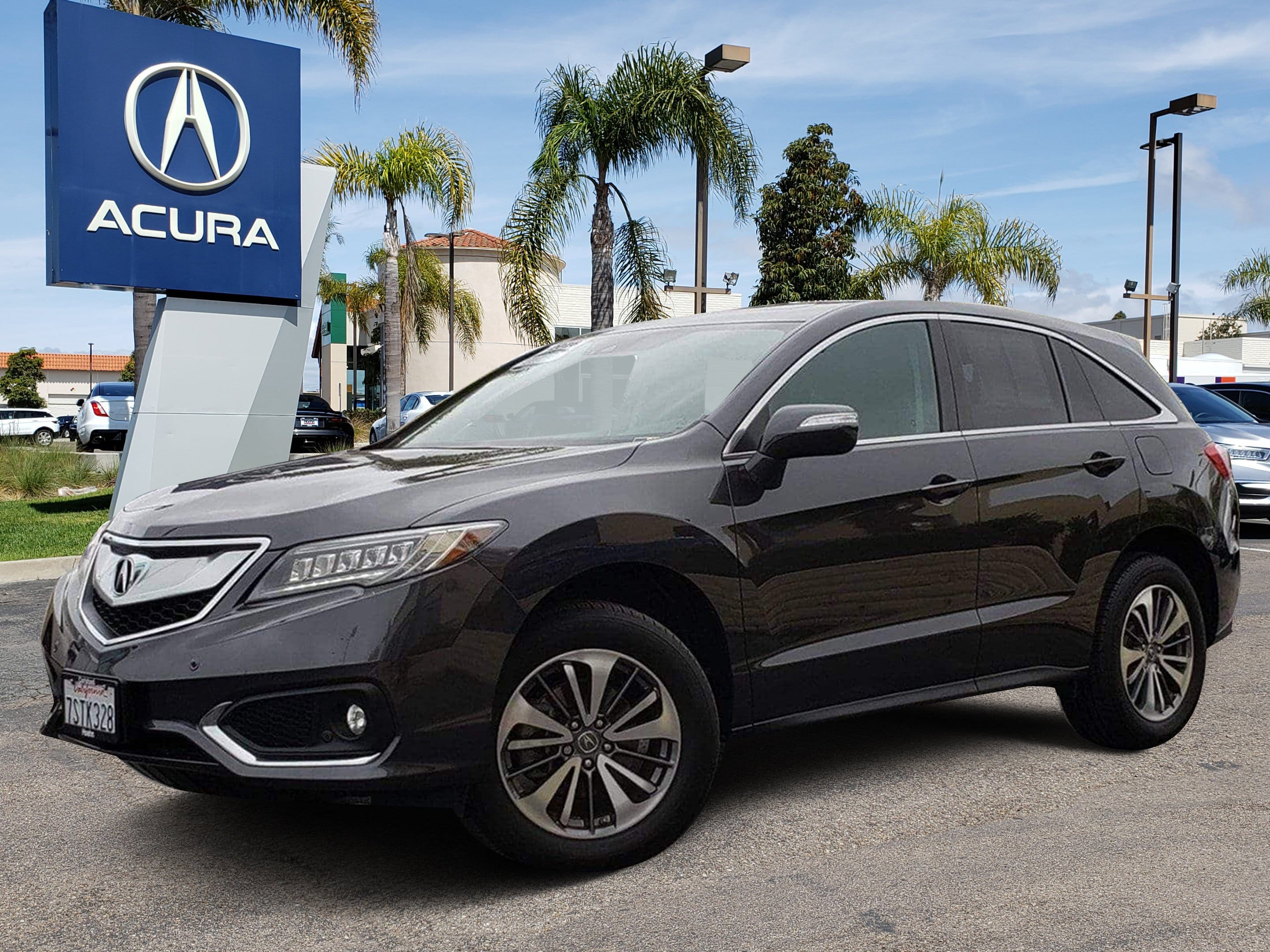 Pre-Owned 2016 Acura RDX RDX with Advance Package