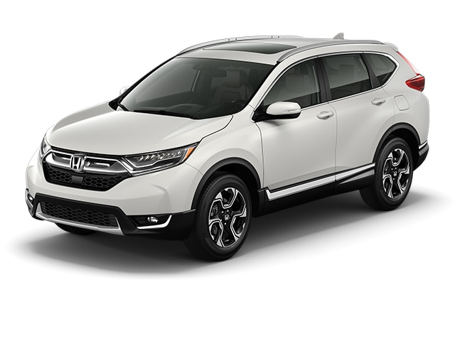 Pre-Owned 2019 Honda CR-V Touring 2WD