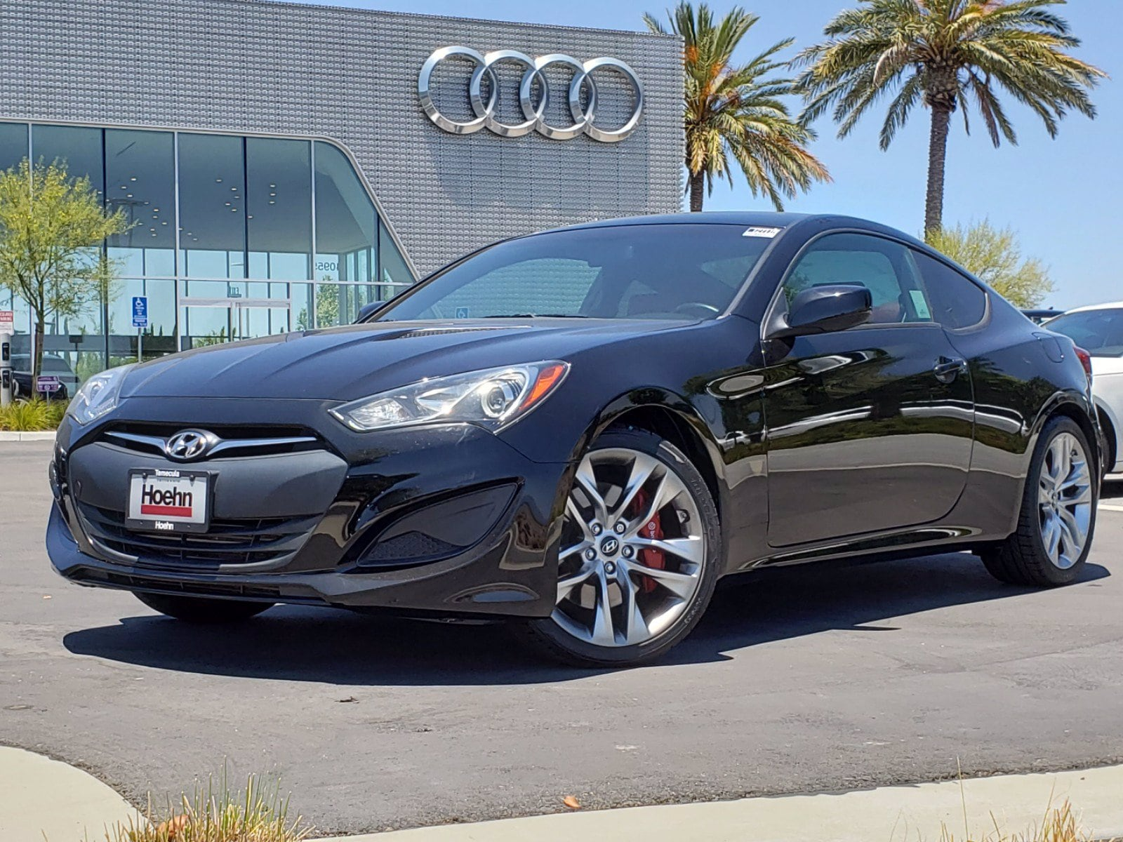Pre-Owned 2013 Hyundai Genesis Coupe 2.0T R-Spec