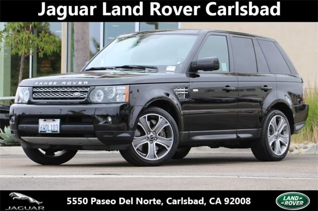 Pre-Owned 2012 Land Rover Range Rover Sport Supercharged