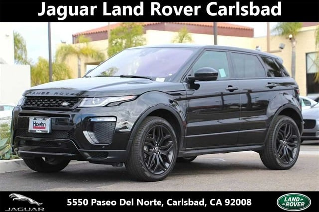 Pre Owned 2017 Land Rover Range Evoque Hse Dynamic