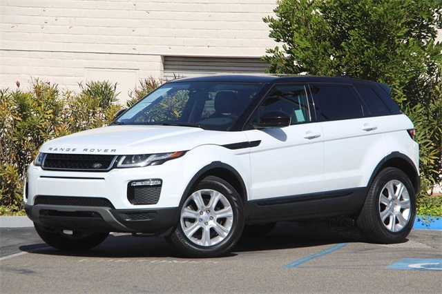 Pre-Owned 2016 Land Rover Range Rover Evoque