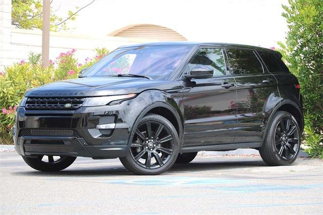 Pre-Owned 2014 Land Rover Range Rover Evoque Dynamic