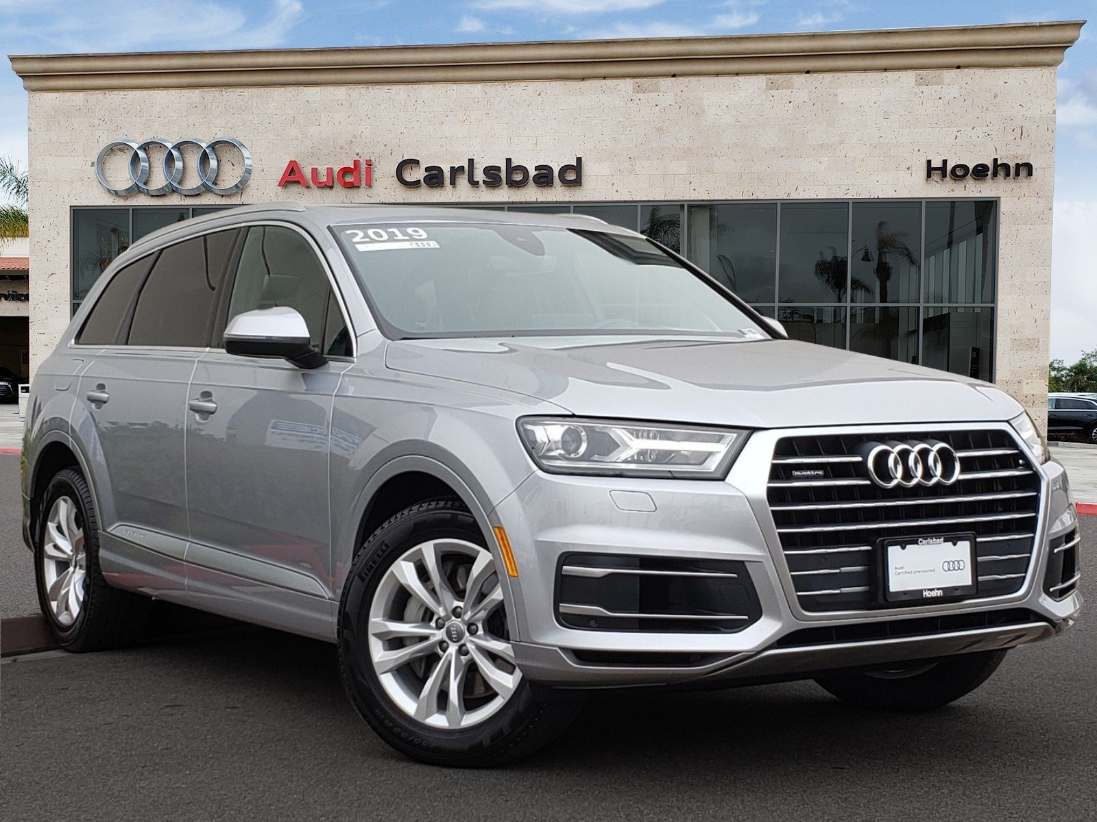 Audi Suv Q7 >> Pre Owned 2019 Audi Q7 3 0t Q 3 0t Premium With Navigation