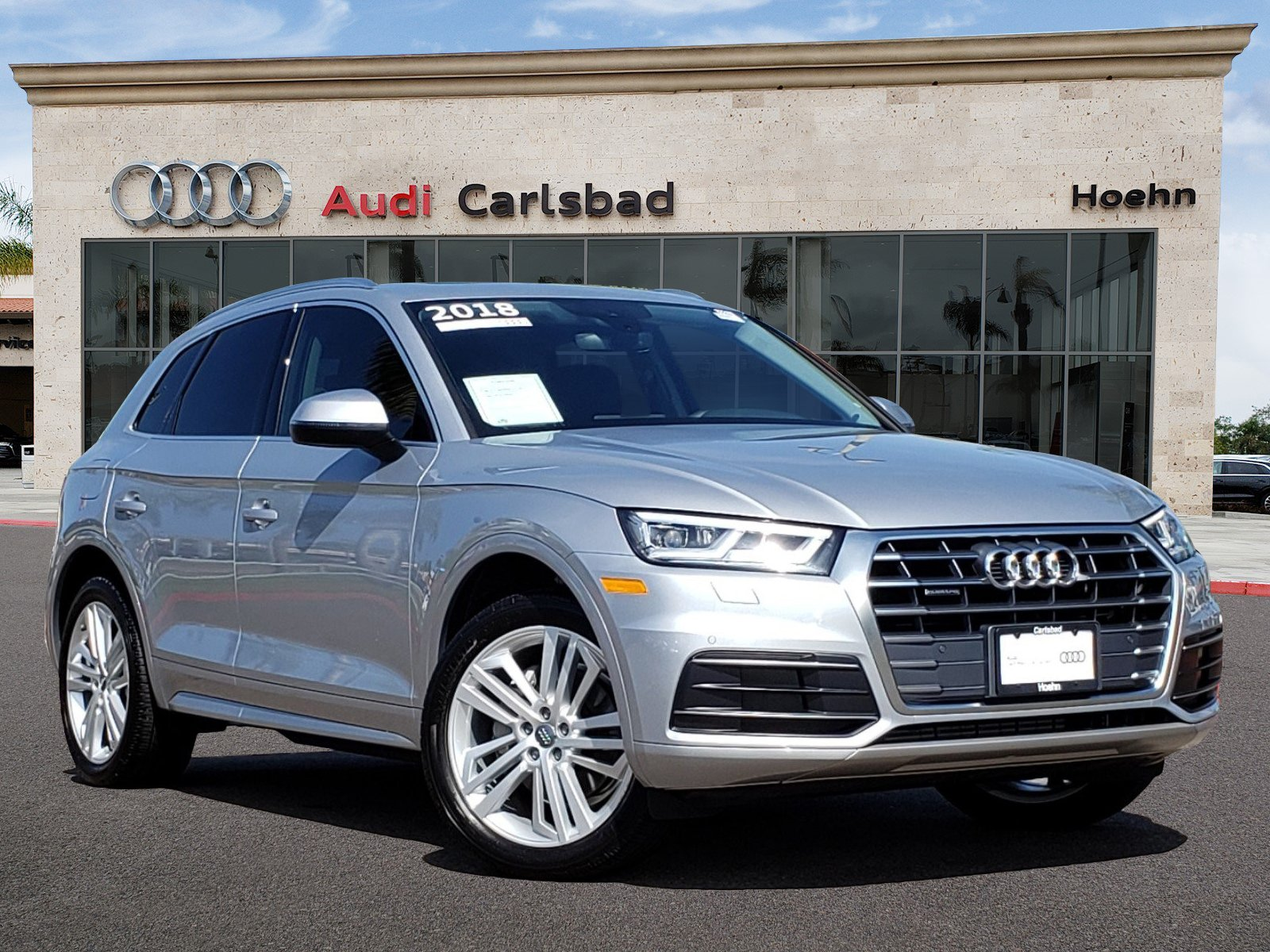 Pre-Owned 2018 Audi Q5 2.0T Q S 2.0T