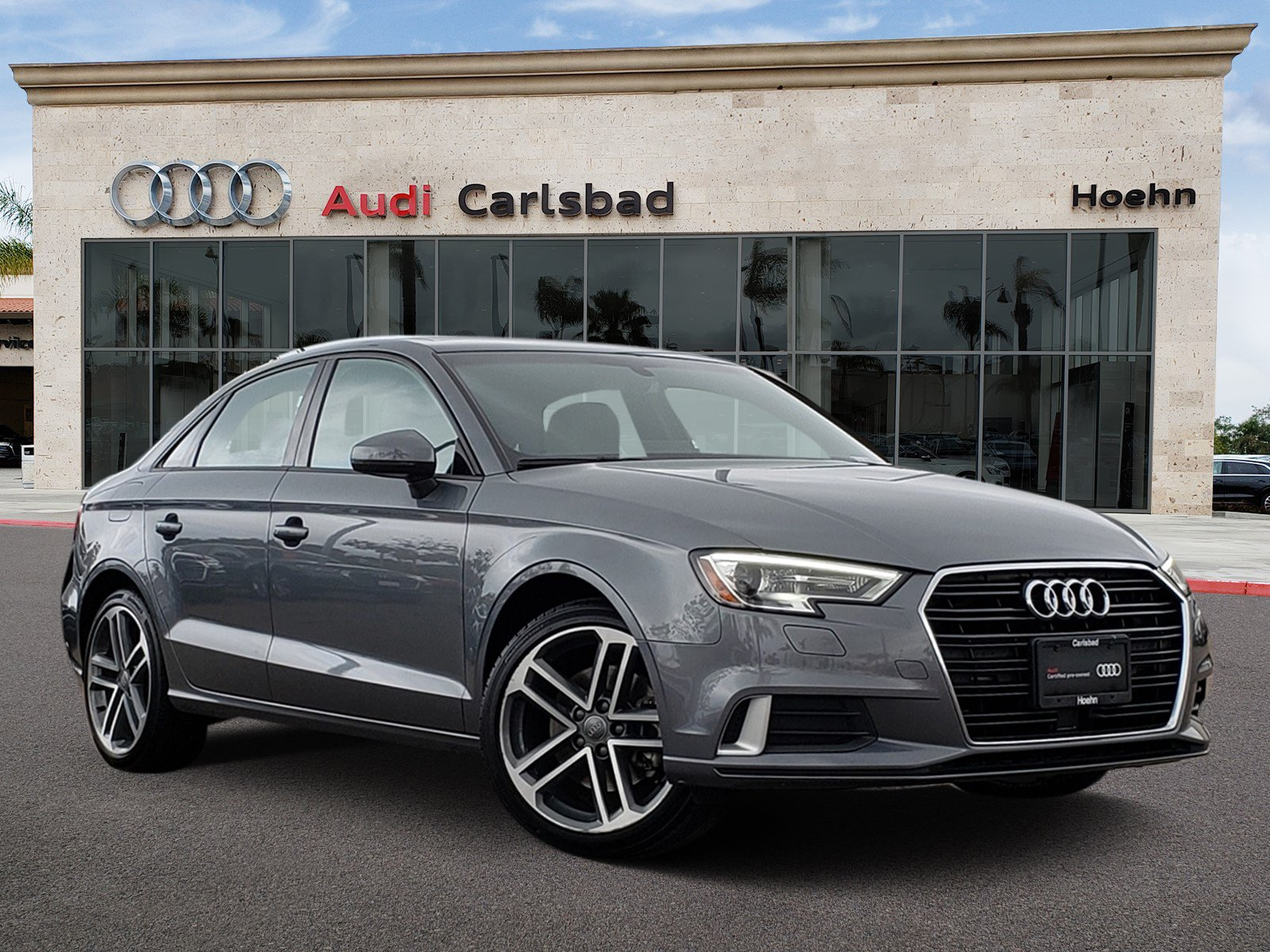 Pre-Owned 2018 Audi A32.0T 2.0T