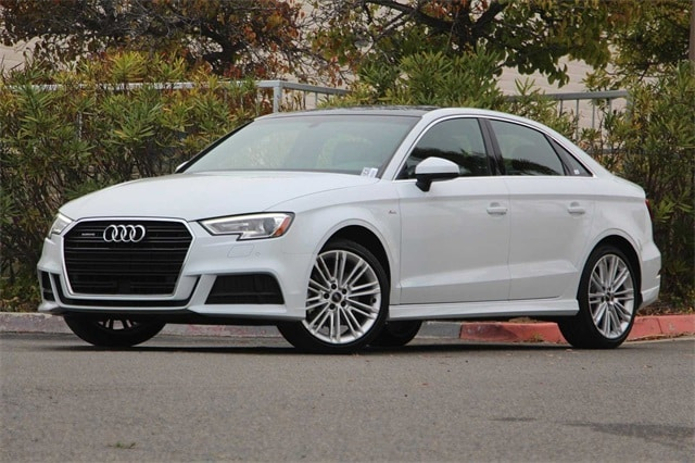 Pre-Owned 2017 Audi A3 2.0T Premium Plus