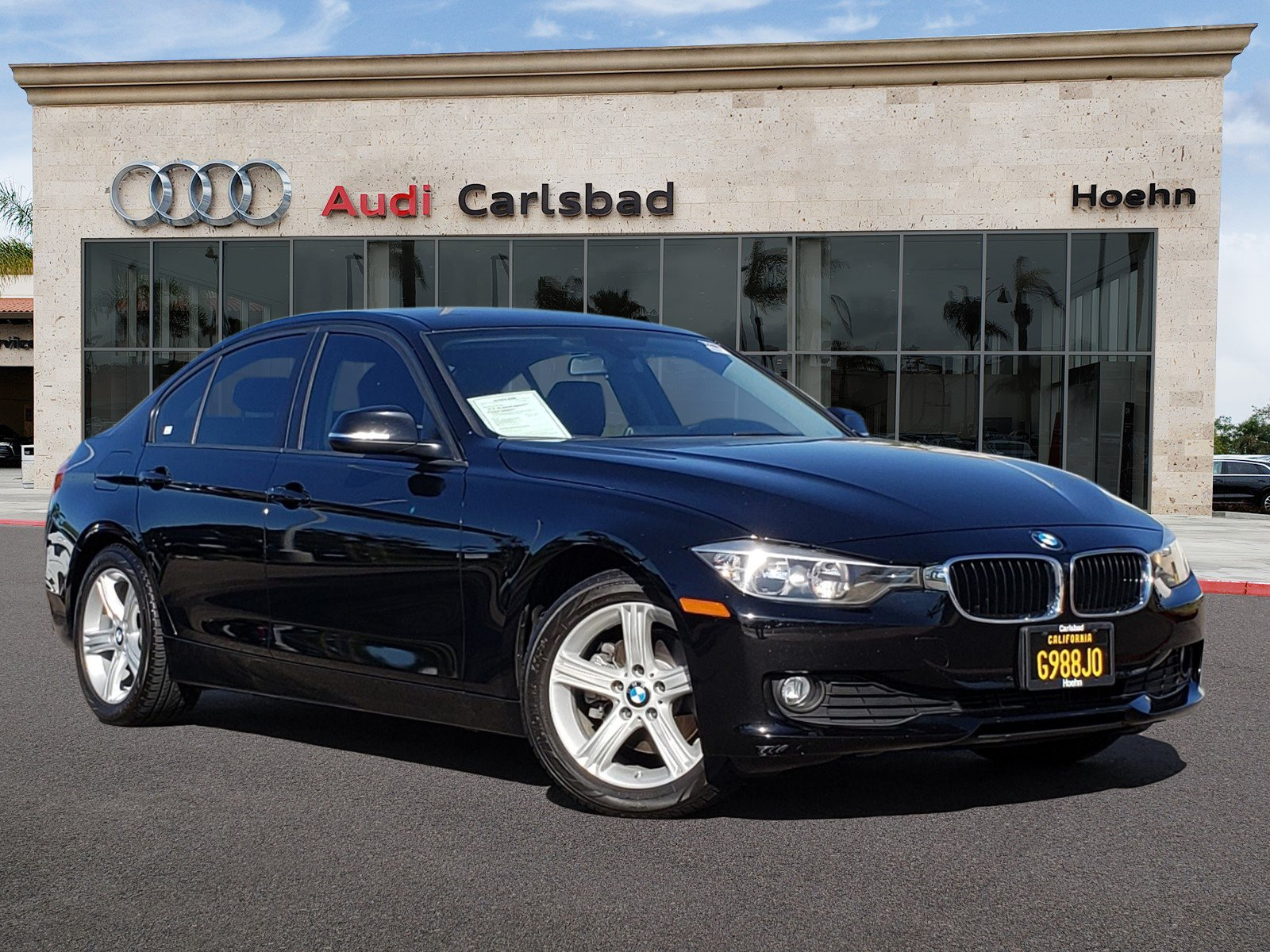 Pre-Owned 2014 BMW 320I