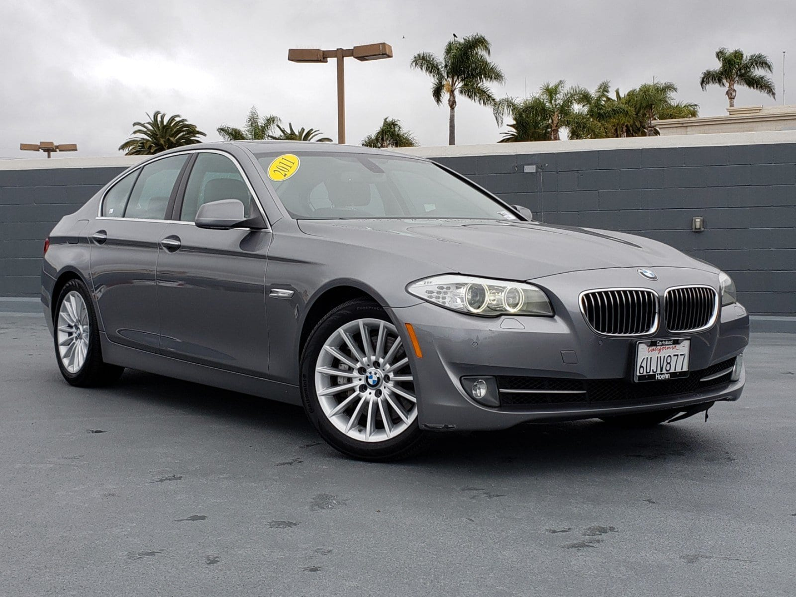 Pre-Owned 2011 BMW 535i