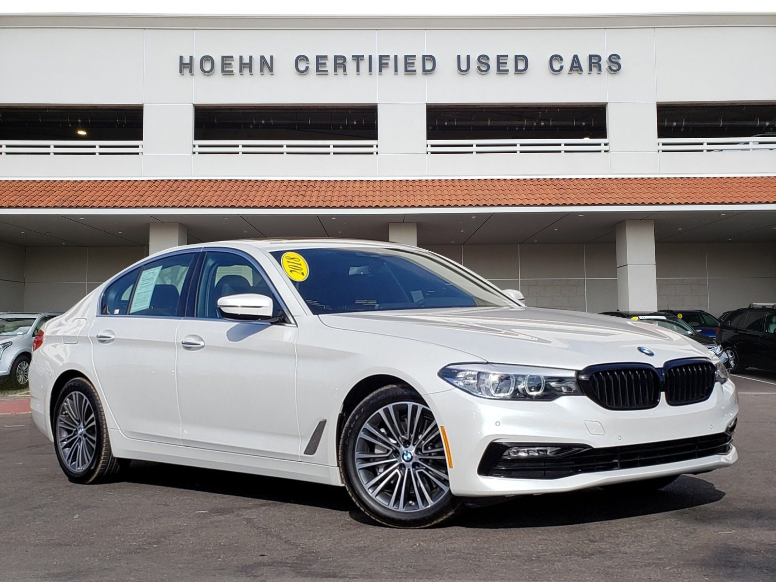 Pre-Owned 2018 BMW 530i