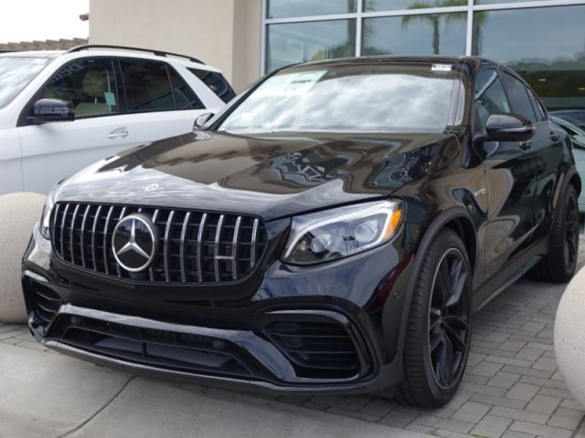 Mercedes Benz Amg >> New 2019 Mercedes Benz Amg Glc 63 Coupe Awd 4matic