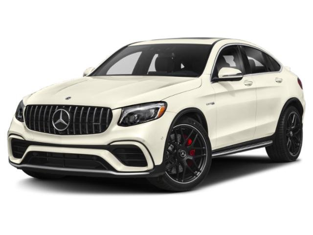 Certified Pre-Owned 2019 Mercedes-Benz GLC AMG® GLC 63 S Coupe