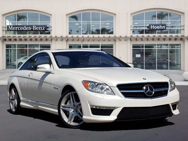 Certified Pre-Owned 2013 Mercedes-Benz CL-Class AMG® CL 63