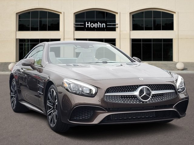 New 2019 Mercedes-Benz SL SL450