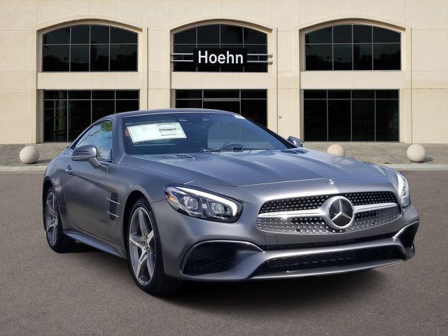 New 2019 Mercedes-Benz SL SL550