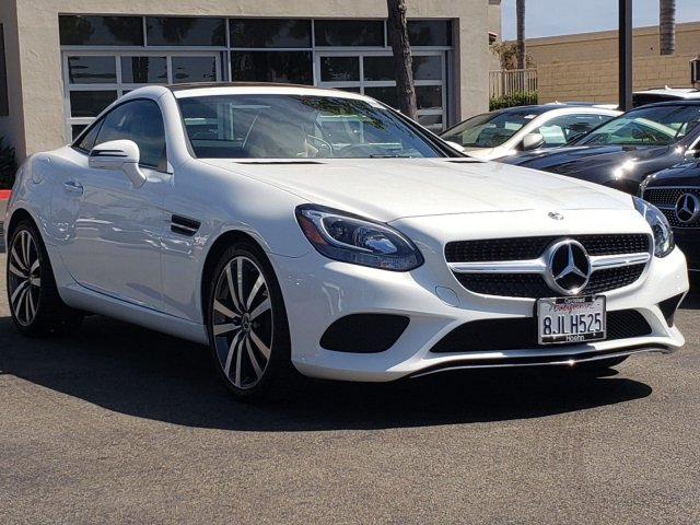 Pre-Owned 2019 Mercedes-Benz SLC SLC 300