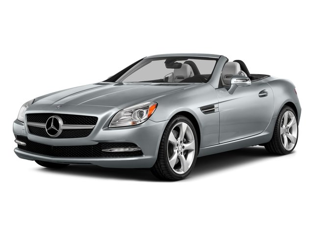 Pre-Owned 2016 Mercedes-Benz SLK SLK350 Sport