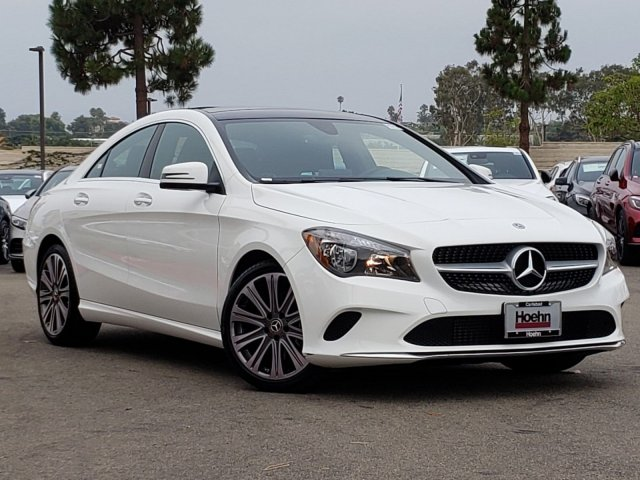 Mercedes Benz Cla >> Certified Pre Owned 2019 Mercedes Benz Cla 250 Front Wheel Drive Coupe