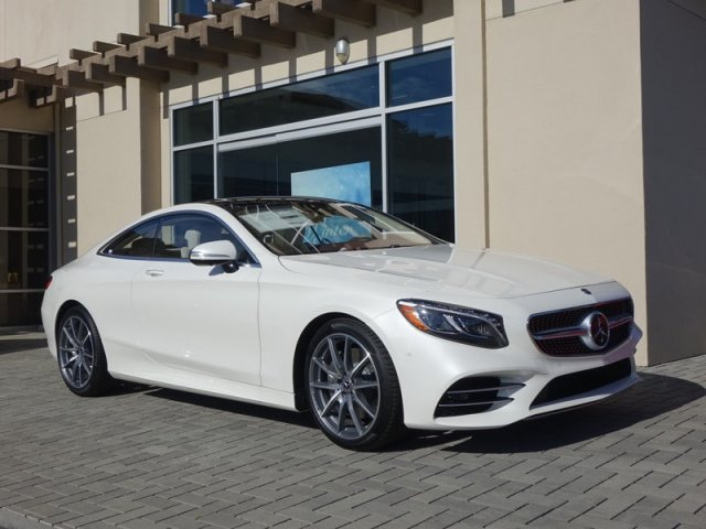 New 2019 Mercedes-Benz S 560 AWD 4MATIC®