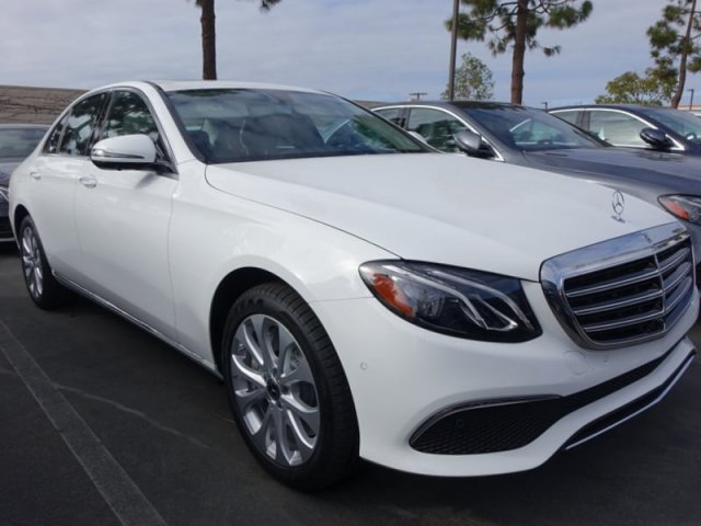 New 2019 Mercedes-Benz E-Class E450 Luxury