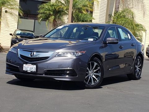 Pre-Owned 2017 Acura TLX Base
