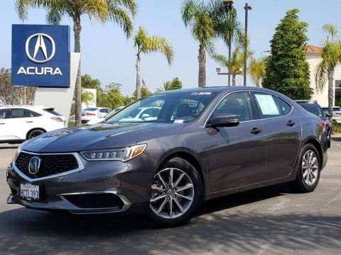 Pre-Owned 2018 Acura TLX 2.4L Tech Pkg