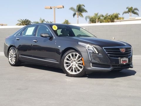 Pre-Owned 2016 CADILLAC CT6 3.0L Twin Turbo Luxury Collection