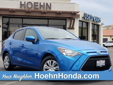 Pre-Owned 2019 Toyota Yaris Sedan