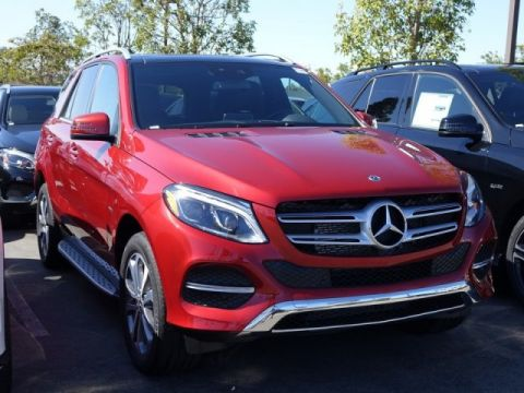 New 2018 Mercedes-Benz GLE GLE550