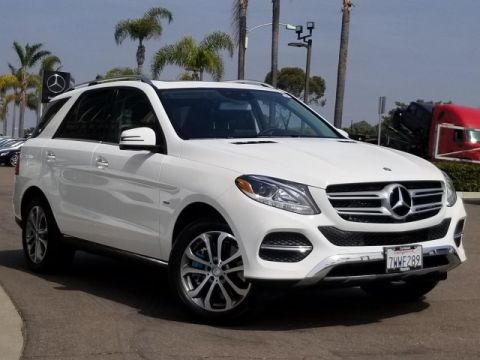 Certified Pre-Owned 2017 Mercedes-Benz GLE GLE 550e