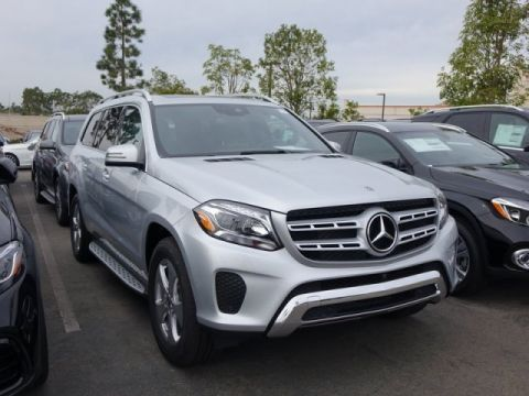 New 2019 Mercedes-Benz GLS GLS450