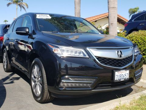 Pre-Owned 2016 Acura MDX MDX with Technology