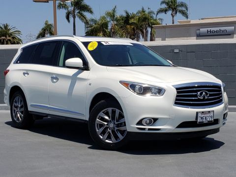 Pre-Owned 2015 INFINITI QX60 3.5