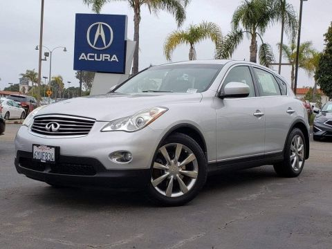 Pre-Owned 2012 INFINITI EX35