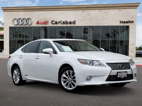 Pre-Owned 2013 Lexus ES300 Base