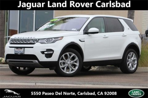 Pre-Owned 2019 Land Rover Discovery Sport