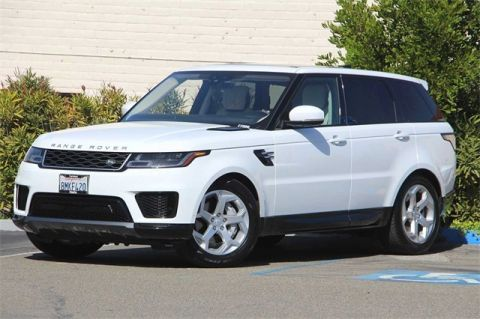Pre-Owned 2020 Land Rover Range Rover Sport HSE