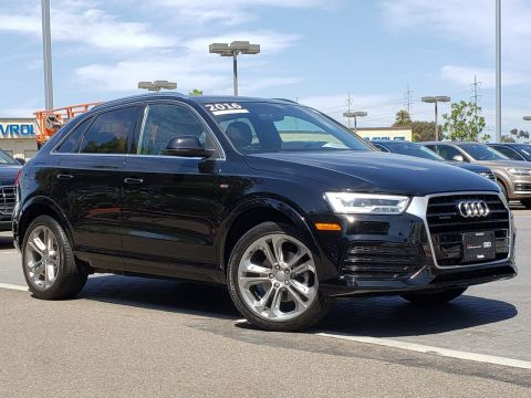 Pre-Owned 2016 Audi Q3 2.0T Q 2.0T Premium Plus