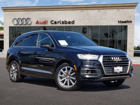 Pre-Owned 2017 Audi Q7 3.0T Q 3.0T Premium Plus