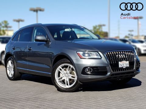 Pre-Owned 2015 Audi Q5 2.0T Premium Plus