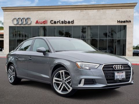 Pre-Owned 2018 Audi A3 2.0T 2.0T