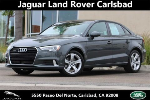 Pre-Owned 2018 Audi A3