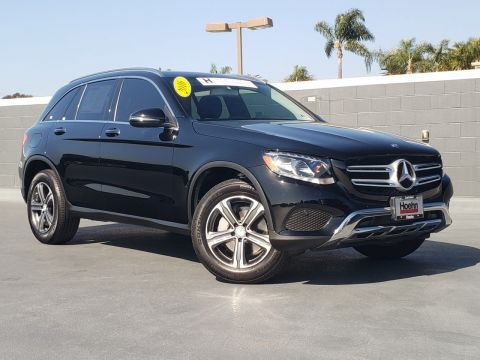 Pre-Owned 2016 Mercedes-Benz GLC GLC300