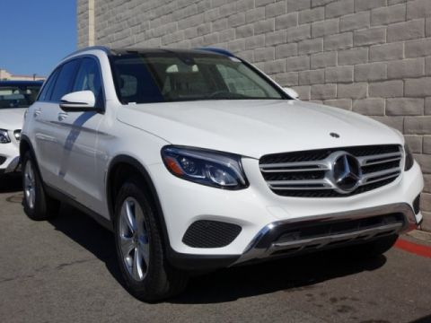 New 2018 Mercedes-Benz GLC GLC300