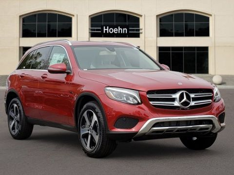 New 2019 Mercedes-Benz GLC GLC350