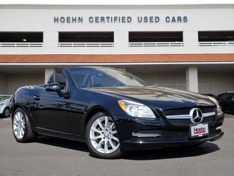 Pre-Owned 2016 Mercedes-Benz SLK 300